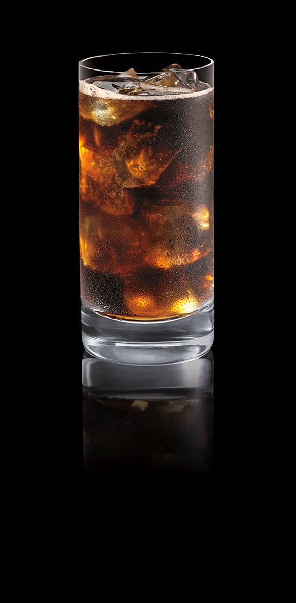 BACARDÍ Carta Fuego and Cola Image