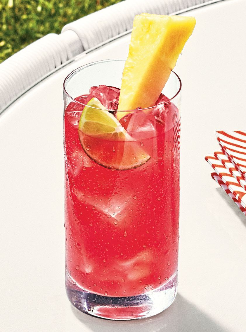 BACARDÍ Tropical Blend Rum Punch Image