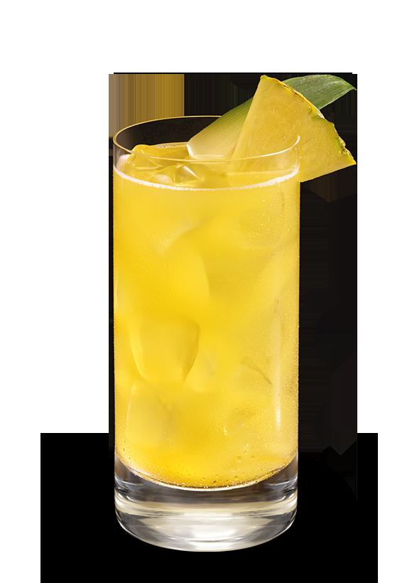 BACARDÍ Pineapple Fused