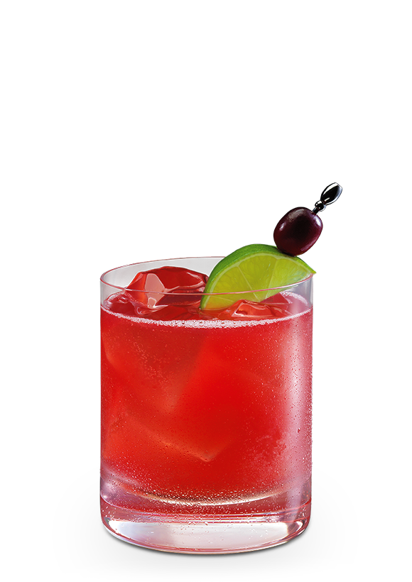 Gingerberry BACARDÍ Punch