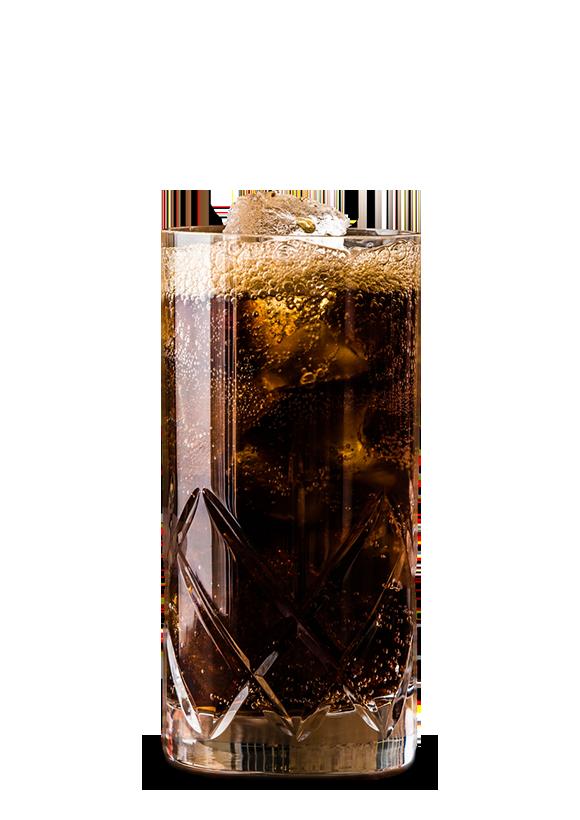 BACARDÍ Ginger & Cola
