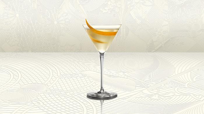 Star Martini Cocktail recipe