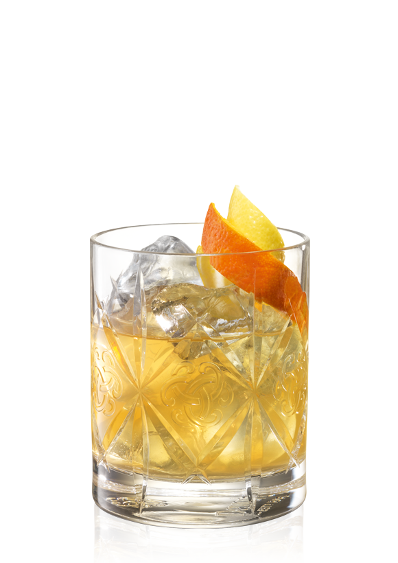 DOUBLE FASHIONED
