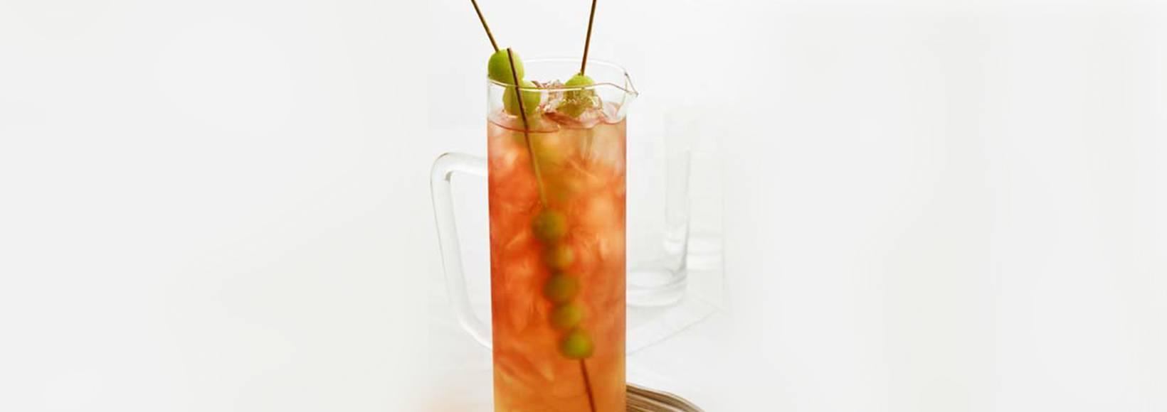 Honey deuce jug cocktail recipe grey goose honey deuce jug forumfinder Gallery