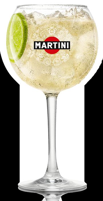 Martini & Rossi® Bianco & Tonic