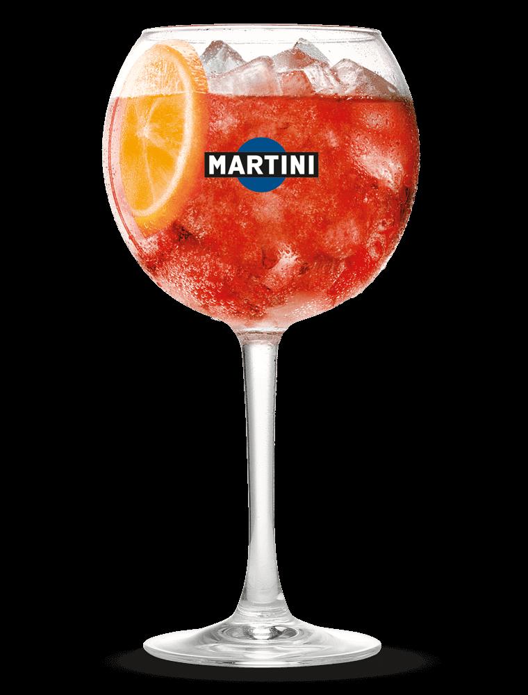 MARTINI SIN ALCOHOL VIBRANTE & TONIC