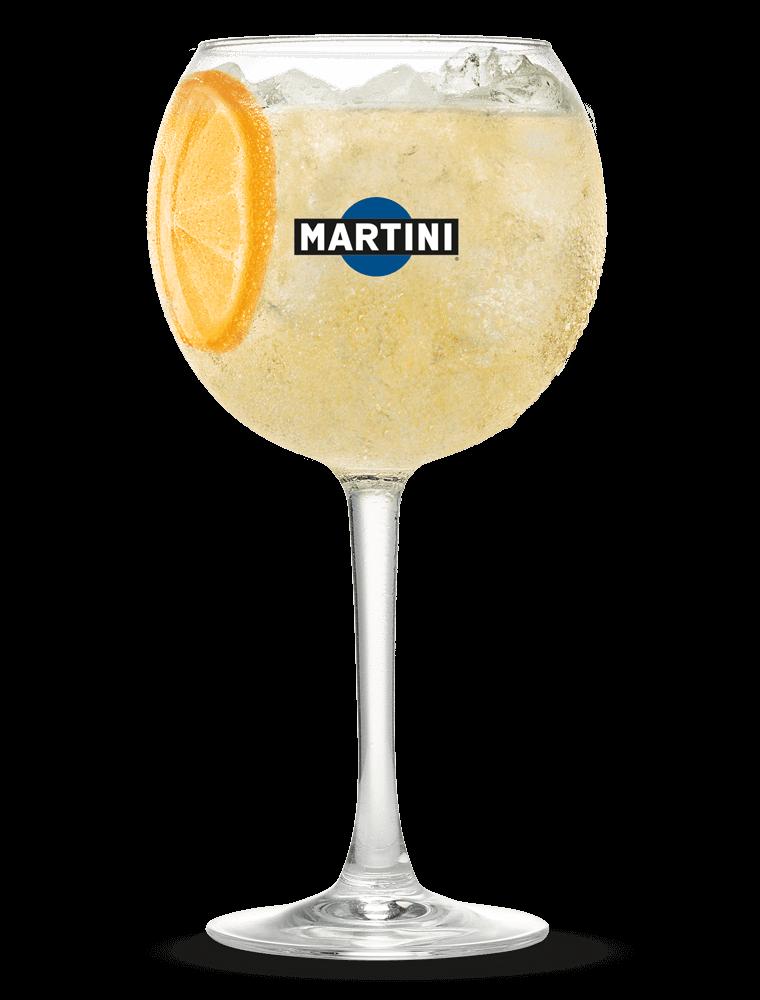 MARTINI SIN ALCOHOL FLOREALE & TONIC