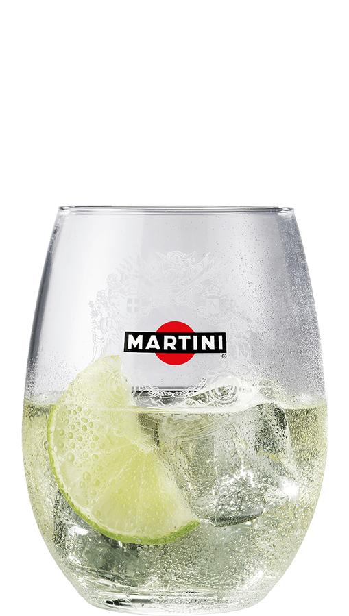 MARTINI BIANCO ON THE ROCKS