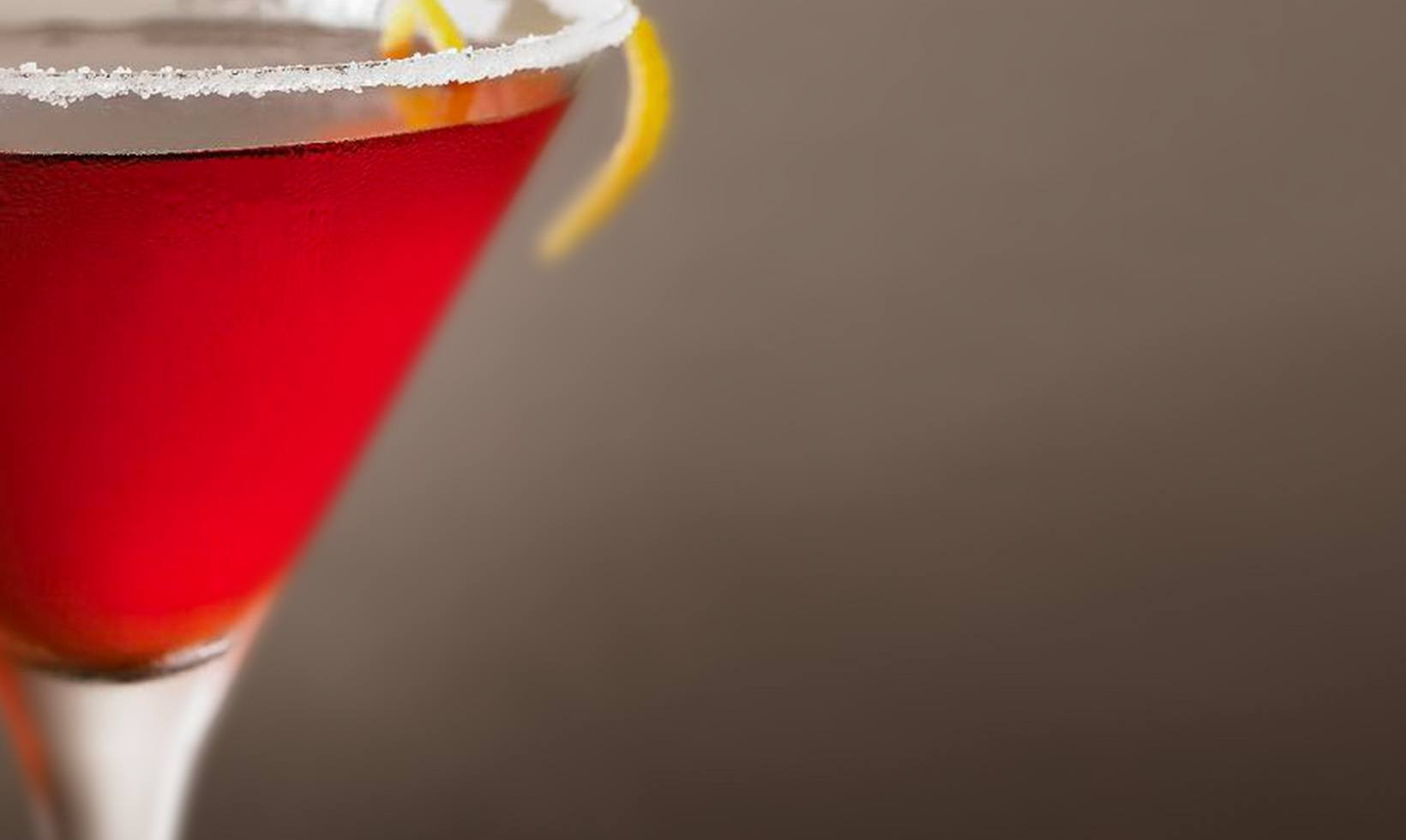 Fireside Martini Cocktail