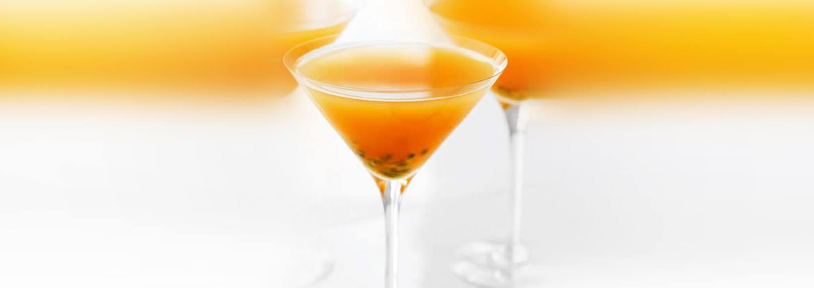 Floridian Martini Cocktail