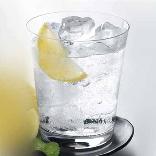 GREY GOOSE LE CITRON AND SPARKLING WATER