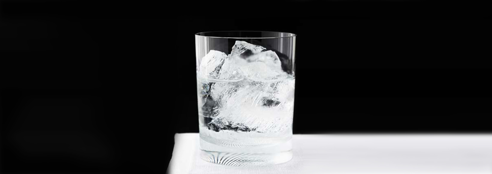 GREY GOOSE on the Rocks