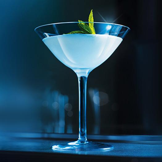 GREY GOOSE Snowflake Martini Cocktail