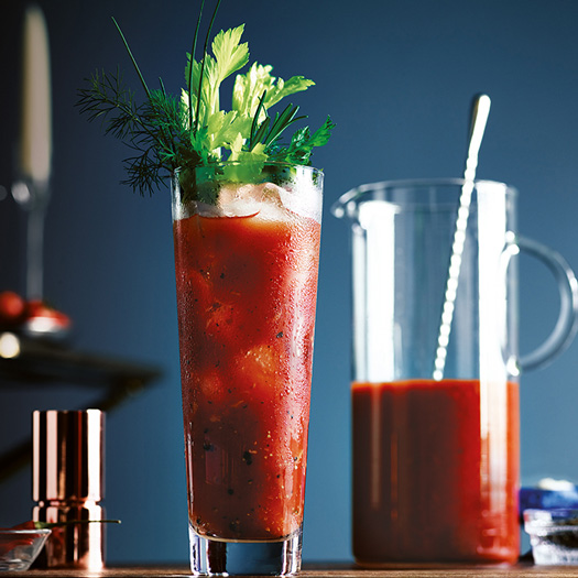 Le Citron Bloody Mary