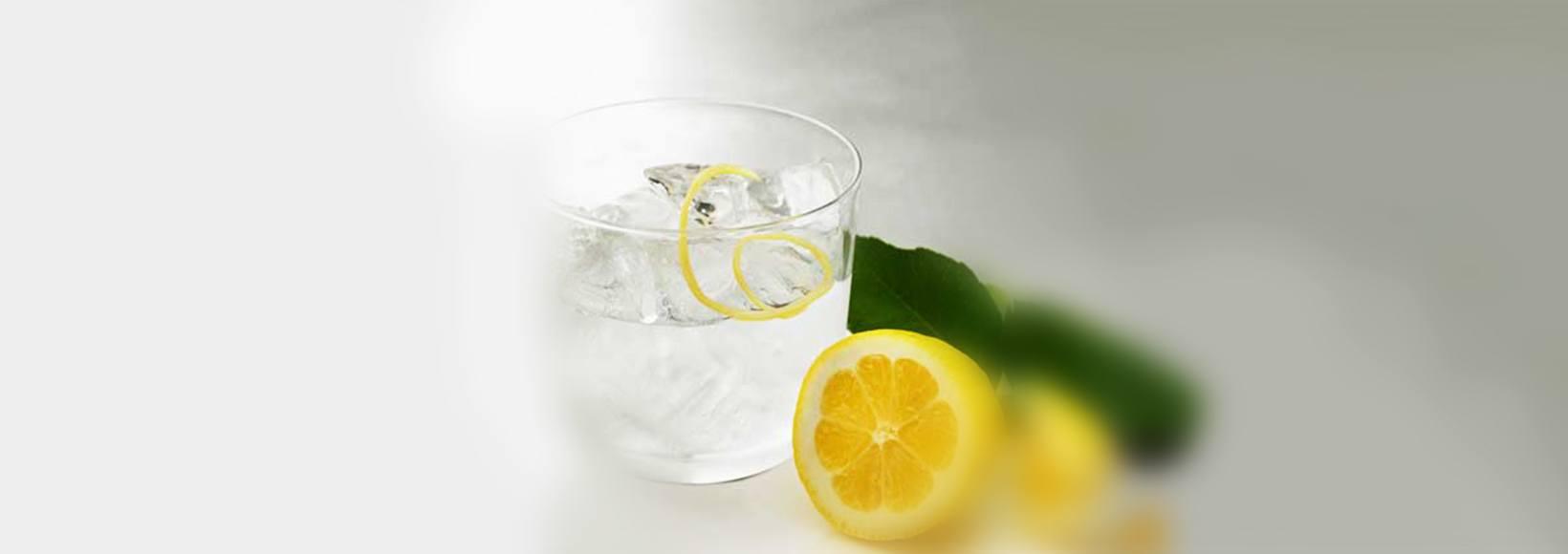 Le Citron on the Rocks