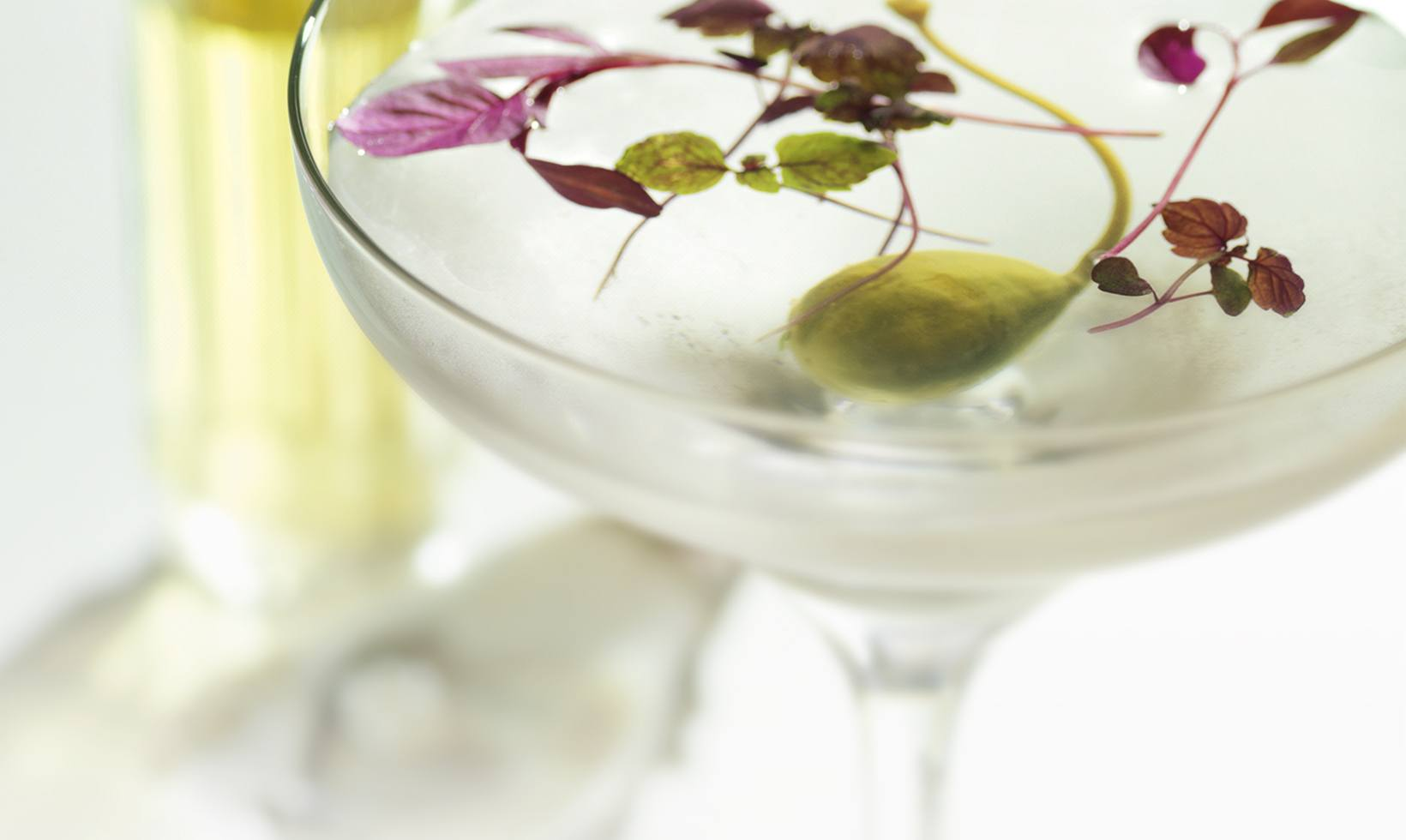 MARTINI DE LA MER Cocktail