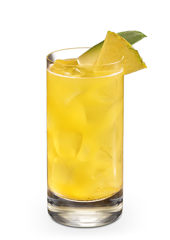 BACARDÍ Pineapple Fused