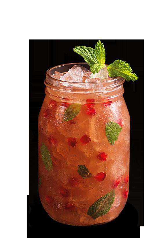 BACARDí Pomegranate Mojito