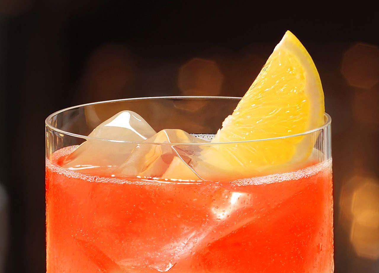 Bacardi Rum Punch Rum Cocktail Recipe Bacardi