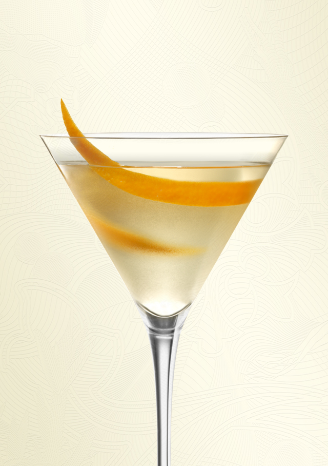 STAR MARTINI COCKTAIL