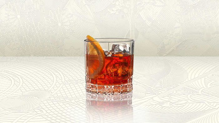 Star Negroni recipe