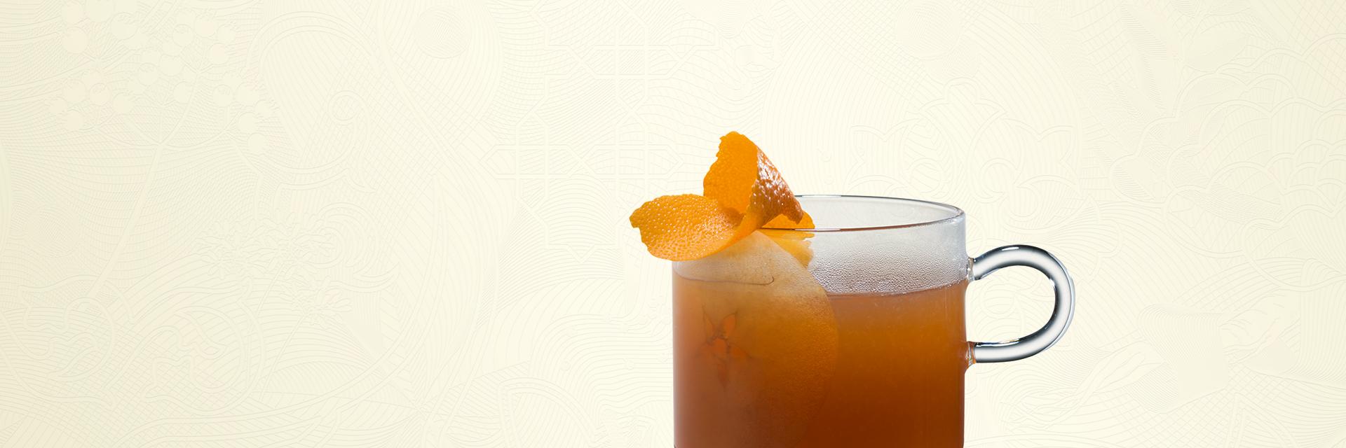 Warmer Cocktail – Spiced Apple Tea
