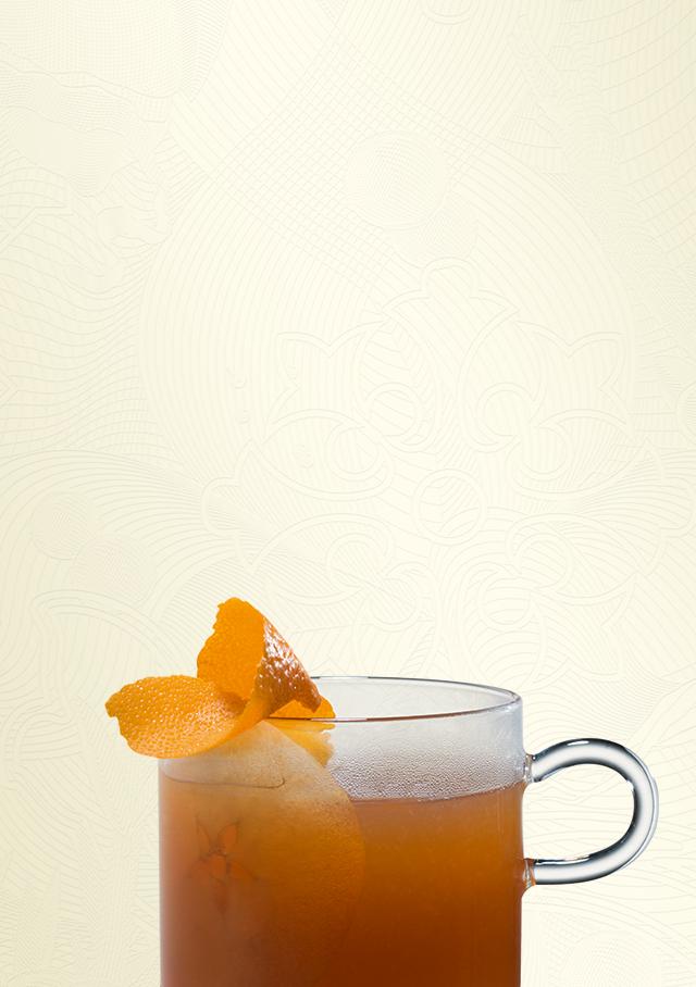 Warm Cocktail - Spiced Apple Tea