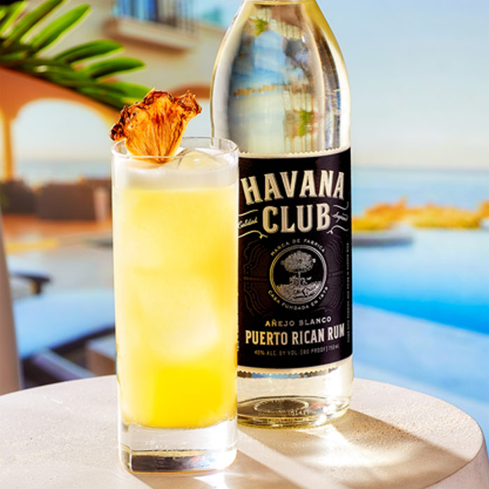 Cocktail The Real Havana Club