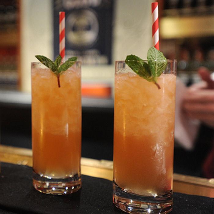 Havana Rum Mule
