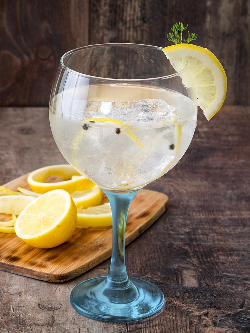 Lemon & Thyme Twist