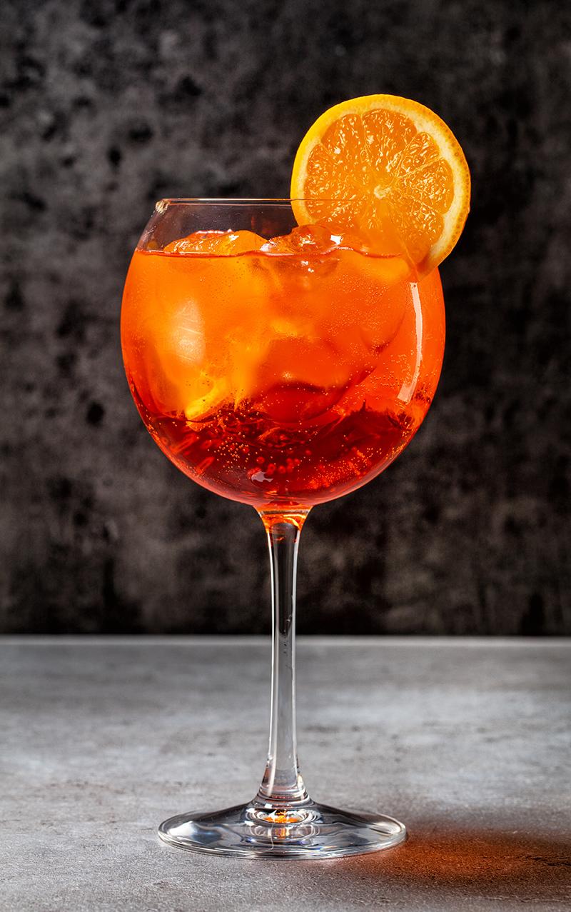 Martini Rosso & Tonic