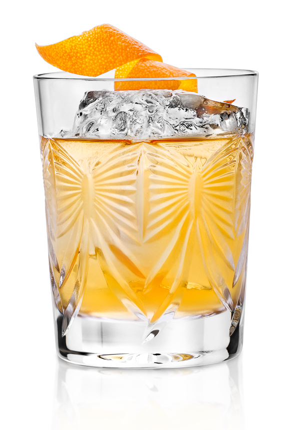 Traditional Elderfashioned