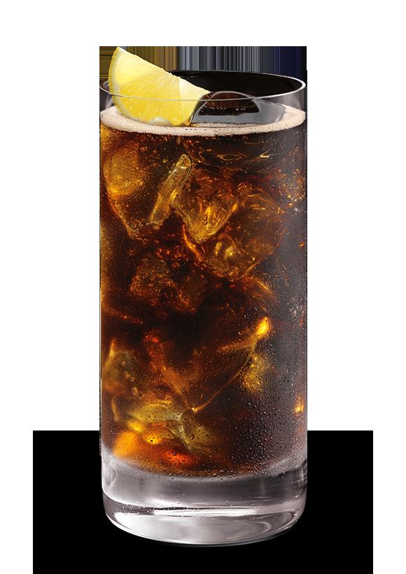 BACARDÍ LIMÓN and Cola