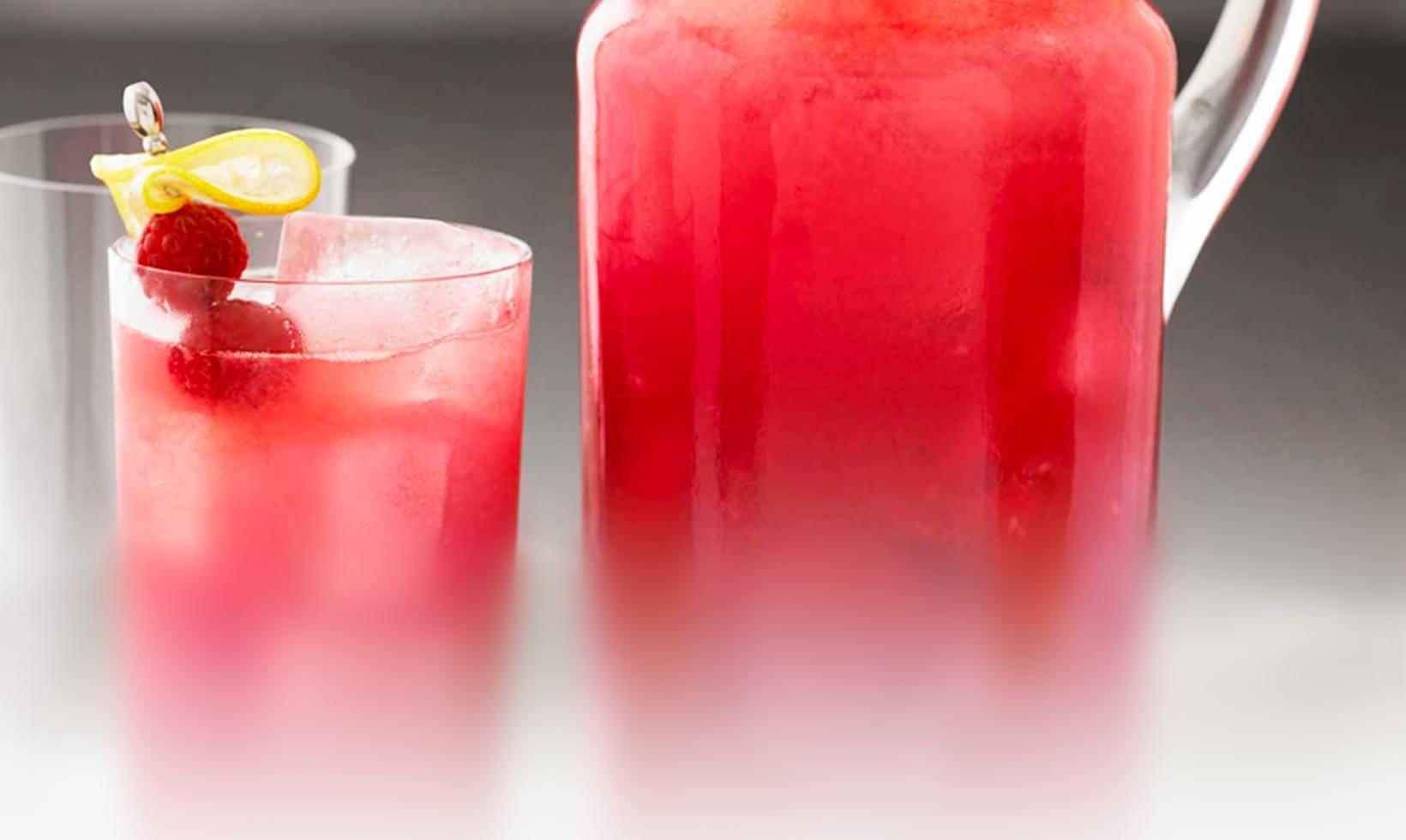 Berry Lemonade Jug