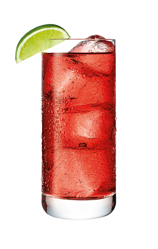 BACARDÍ Lime & Cranberry