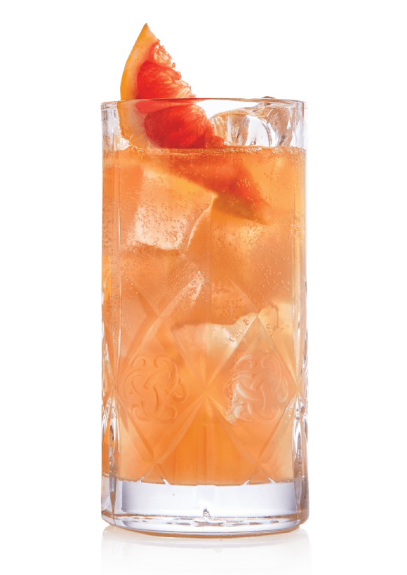 Toasted Citrus Highball