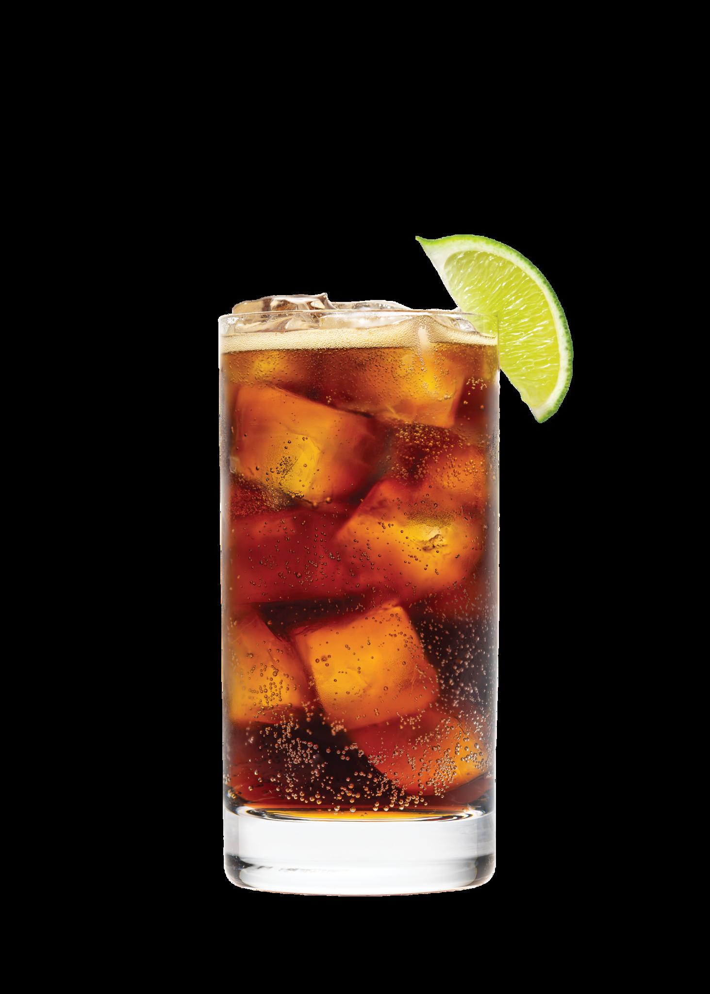 BACARDÍ Spiced Rum & Cola