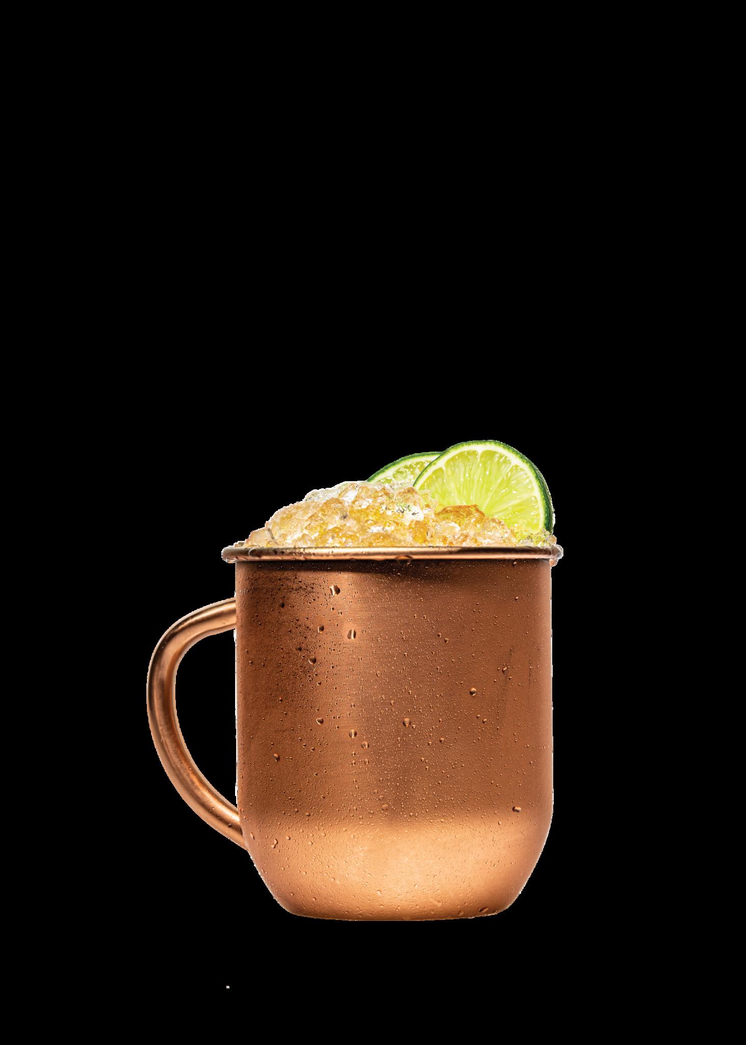 BACARDÍ Spiced Mule