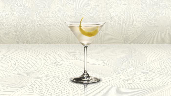 Bombay Sapphire Martini Cocktail recipe