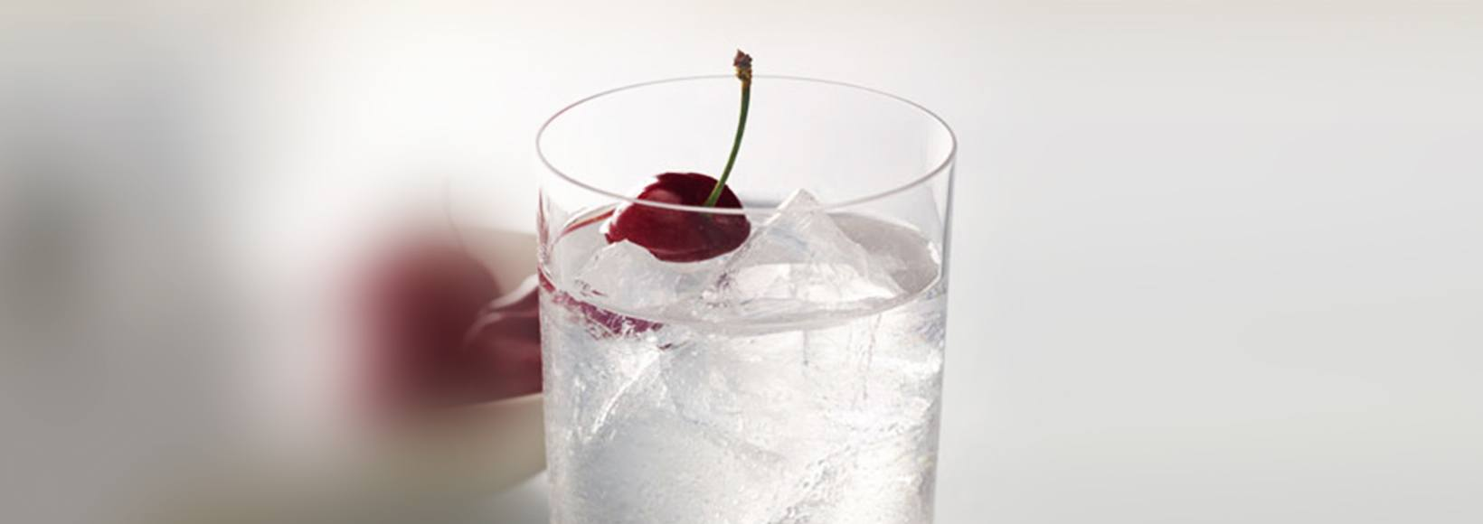 Cherry Noir On The Rocks