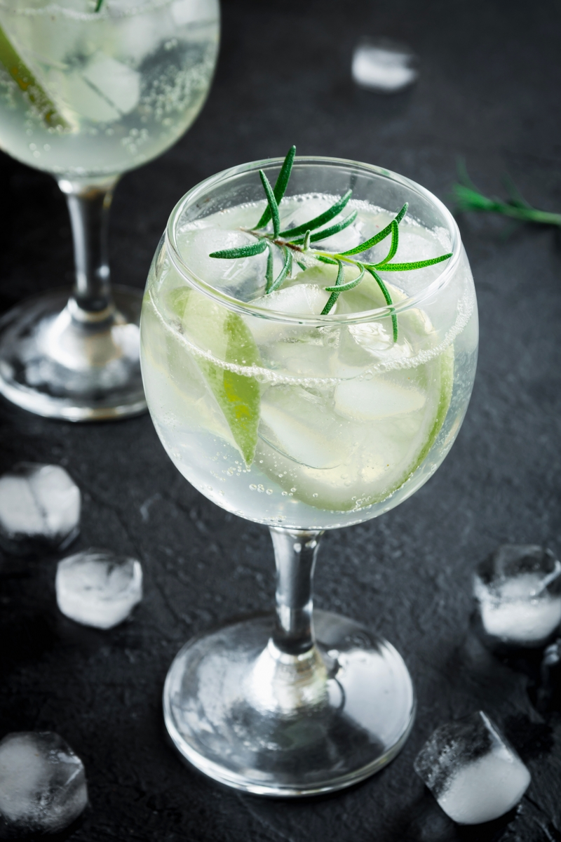 Martini Bianco & Tonic