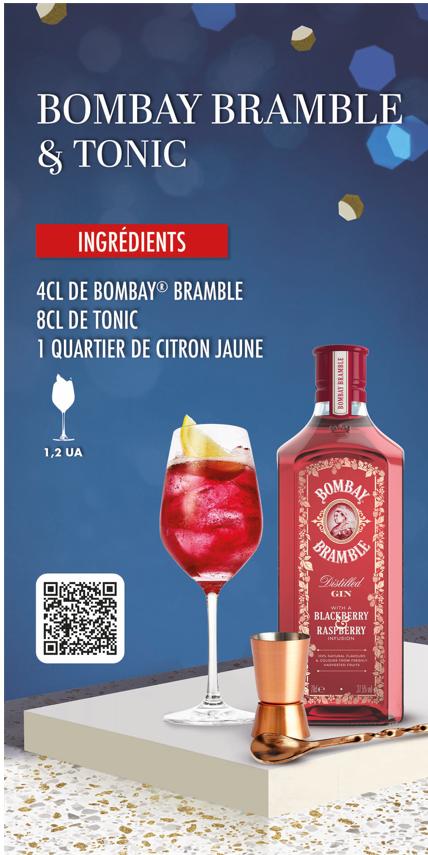 Bombay Bramble & Tonic