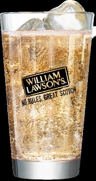 William Lawson's Vanilla Spiced & Ginger Ale